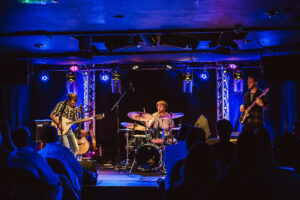 Benji Kirkpatrick & the Excess - Live in Winchester